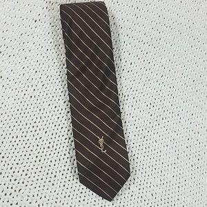 Yves Saint Laurent Mens Tie